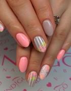 tina nails art Martyna Brzyzy