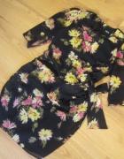 ASOS piękna sukienka w kwiaty 36 38