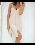 Sukienka bandażowa HL