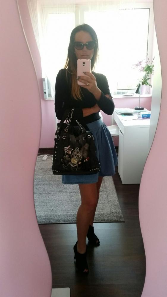 Codzienne black & blue