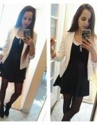 Black n white...