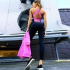 sportowa stylizacja fitness