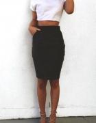 pencil skirt...