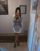 Seksowna sukienka mini...