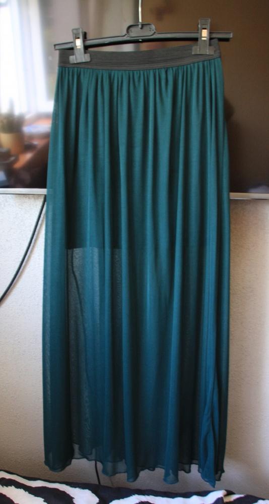 Spódnice spódnica maxi szyfon miss selfridge