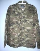 Topman kurtka moro khaki camo wojsko jacket