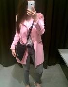 Pink Coat Zara