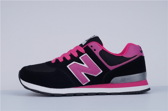 new balance czarno białe 574