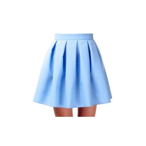 Spódnice Spódniczka plis