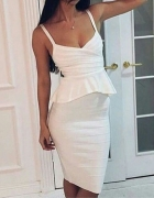 Sukienka bandażowa HL...