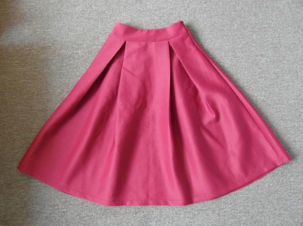 Spódnice Piękna bordowa spódnica shein S