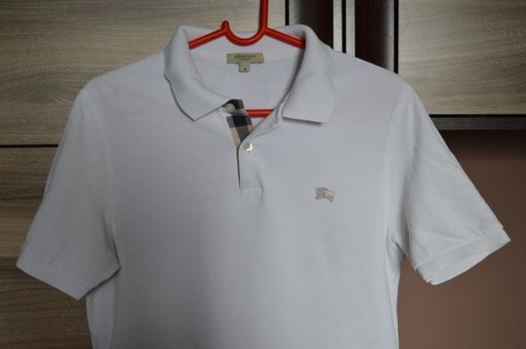 3316b1d7a Koszulka Polo Burberry w Koszulki - Szafa.pl