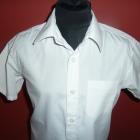 koszula biała 128 Marks Spencer