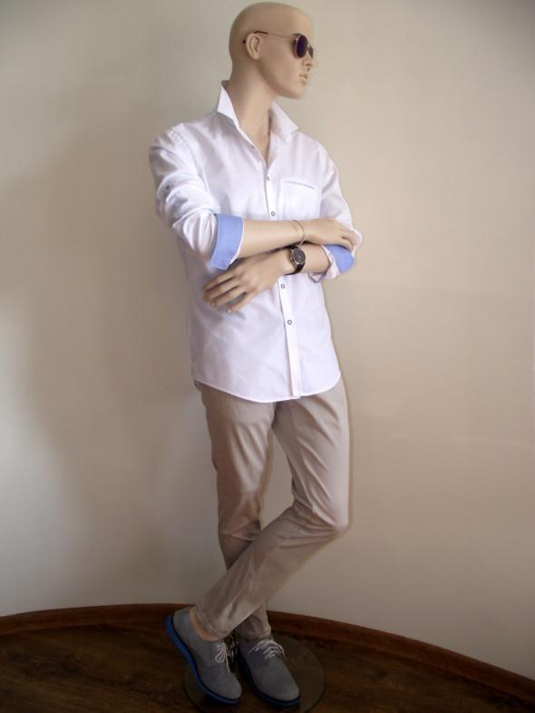 Imprezowe Elegancka męska stylizacja