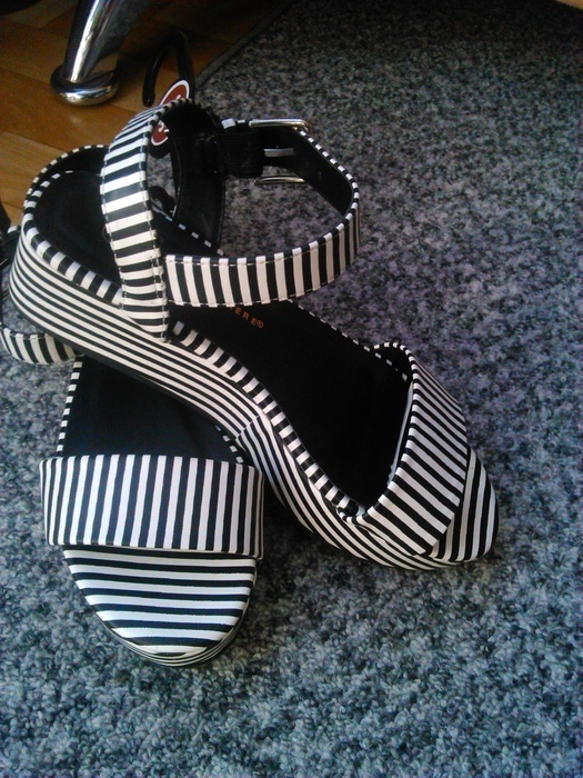 Sandały sandały na platformie