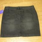 nowa Camaieu szara jeansowa spódniczka