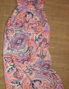 długa sukienka etno boho