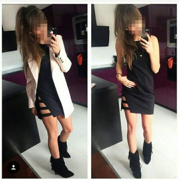 Eleganckie Sukienka cudo