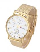 Zegarek Złoty Bransoletka