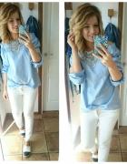 błękitna hiszpanka