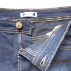 Super spódniczka jeans mini Sinsay L granat
