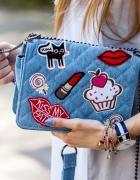 torebka jeansowa
