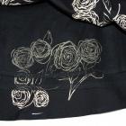 spódnica rozkloszowana lata 80 te r L