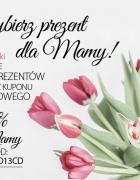 Promocja na Dzień Matki