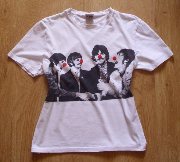 STELLA MCCARTNEY COMIC RELIEF THE BEATLES...