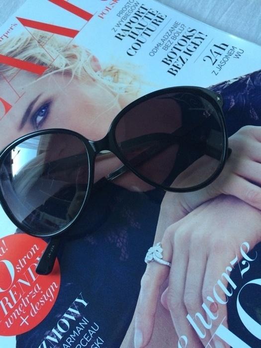 Okulary przeciwsłoneczne sinsay...