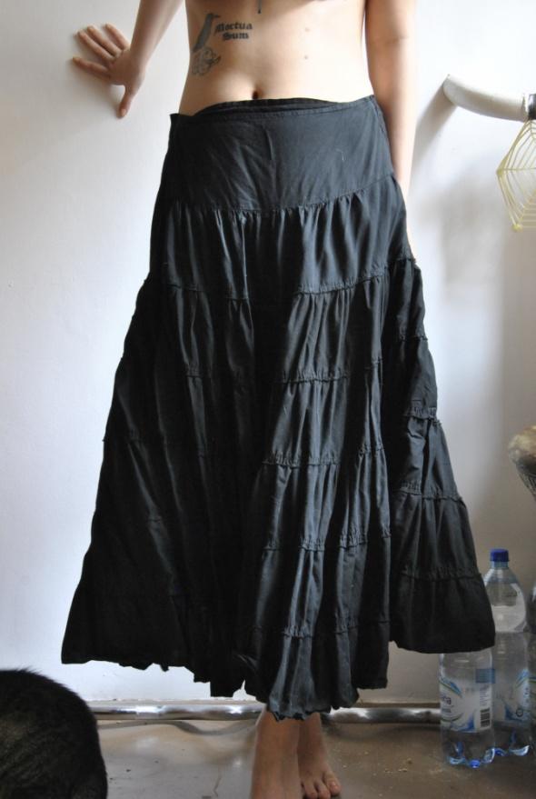 Spódnice Gotycka spódnica