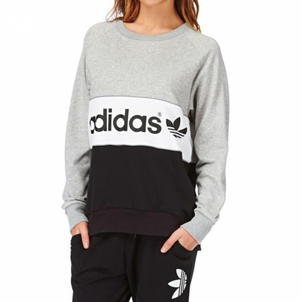 bluza adidas city sweater