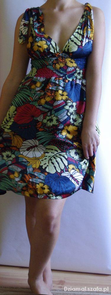 Letnia sukienka XS S M