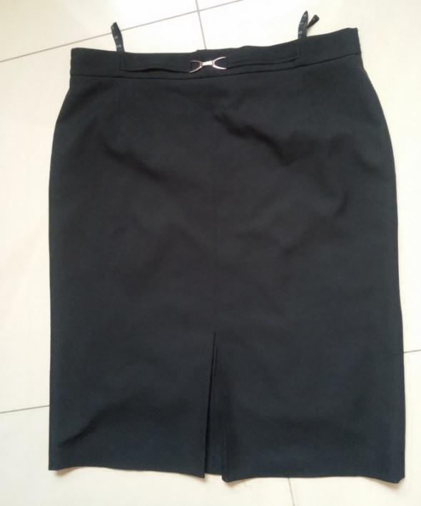 Spódnice Czarna spódnica Basic