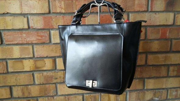 Dodatki torebka zara czarna
