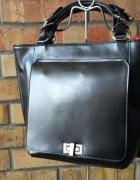 torebka zara czarna