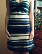 Sukienka khaki H&M