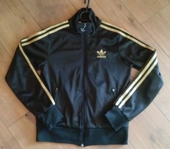 Poważne czarno złota bluza adidas w Bluzy - Szafa.pl AB22