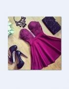 Mega sukienka...