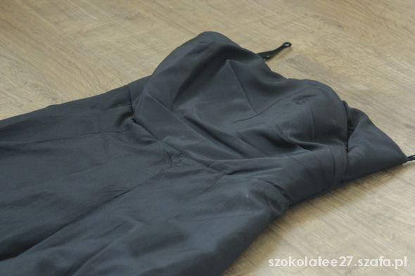Suknie i sukienki Mała Czarna idealna na BAL GIM rozm M