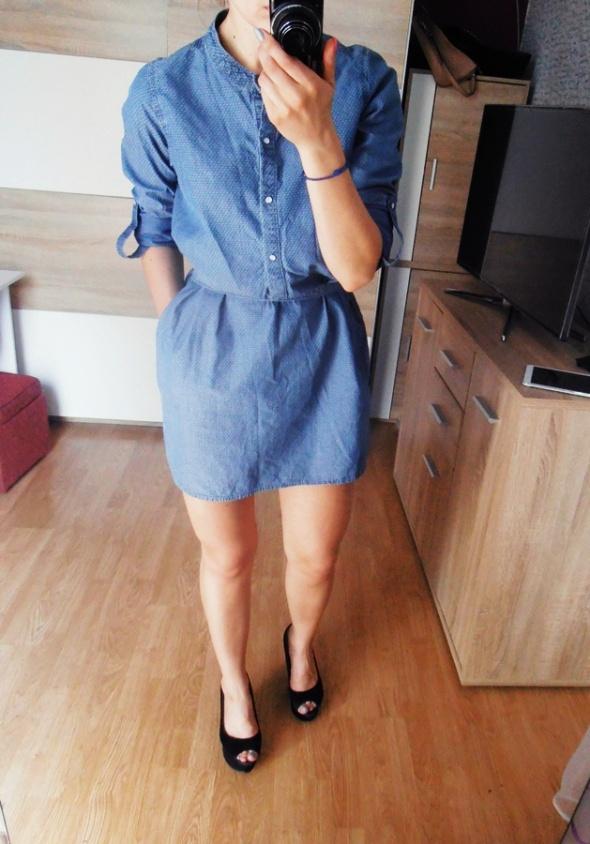 Mój styl jeansowo