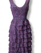 Sukienka falbanki Orsay...