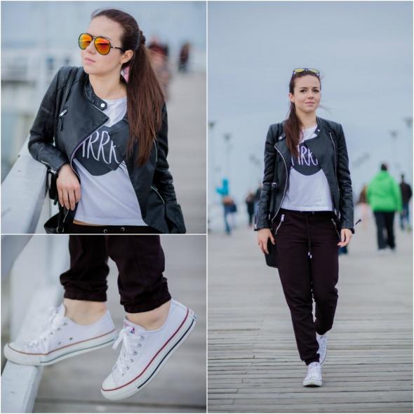Blogerek Black&white