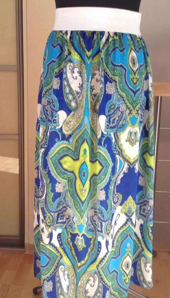 Spódnice Spodnica maxi w indyjski wór