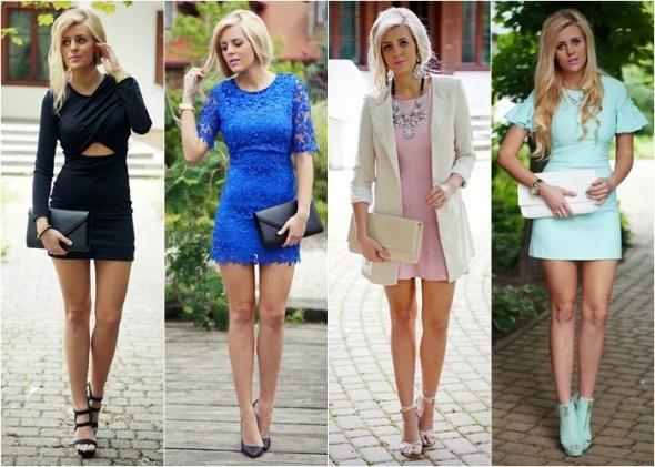 bc0131cea7 Cztery eleganckie Fashion sukienki w Mój styl - Szafa.pl