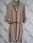 koszula tunika sukienka 3w1