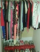 Nareszcie udało mi się posprzątać w szafie