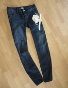 Nowe kultowe jeansy denim Pull & Bear