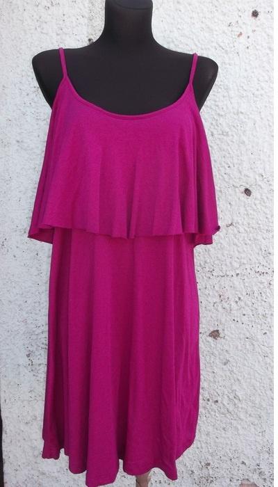 45c21ff1fb hiszpanka zwiewna fioletowa sukienka Lindex 36 S w Suknie i sukienki ...