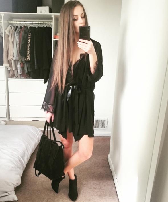Mój styl Total black